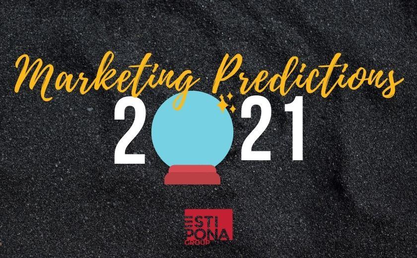 marketing predictions 2021