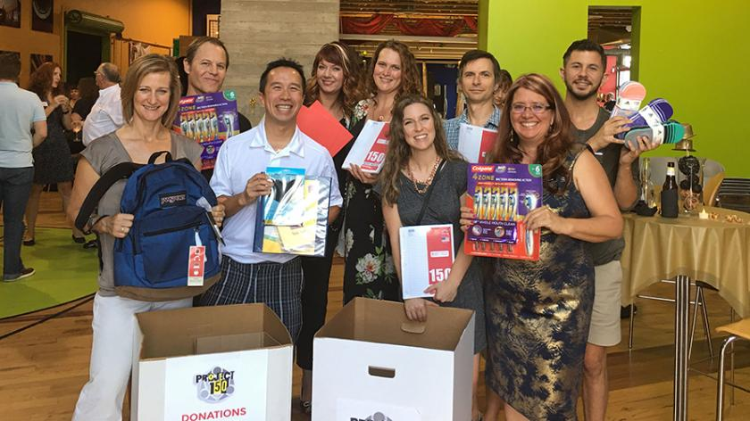 Estipona Group supports homeless teens