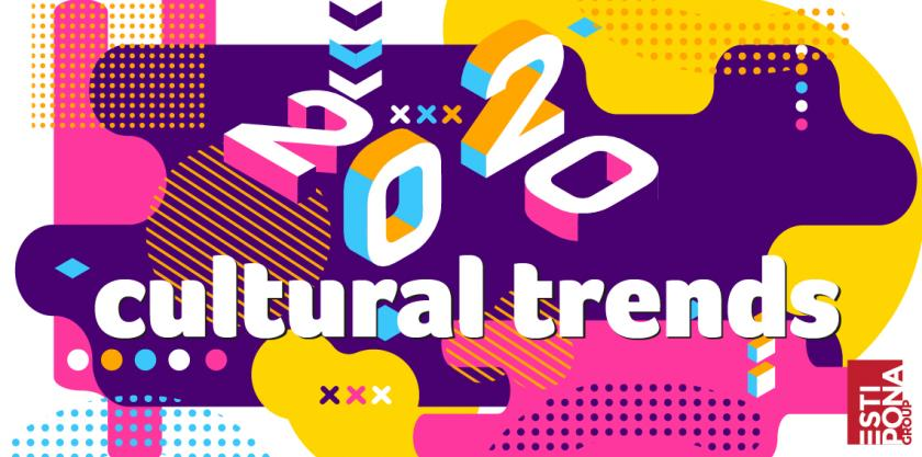 Cultural trends graphic